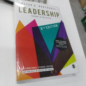 Leadership (International Student Edition): Theory and Practice 8 第八版