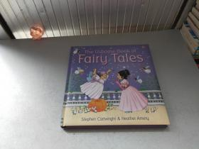 The Usborne Book of Fairy Tales (Padded Hardback)[优斯伯恩童话书]