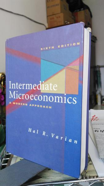 Intermediate Microeconomics  SIXTH EDITION