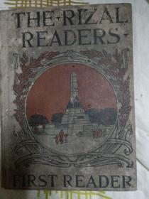 THE RIZAL READERS(里扎尔读者)1927