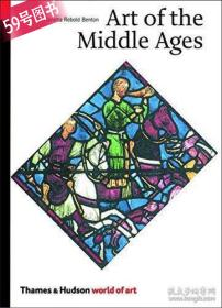 Art of the Middle Ages (World of Art) 中世纪艺术(艺术世界系