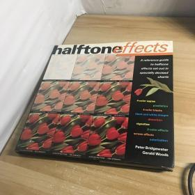 halfton effects