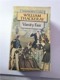WILLIAM THACKERAY VANITY FAIR(名利场)