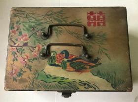 老首饰盒(振华实业社)