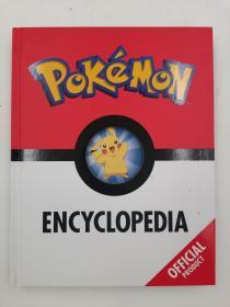 Pokémon Encyclopedia 皮卡丘百科全书