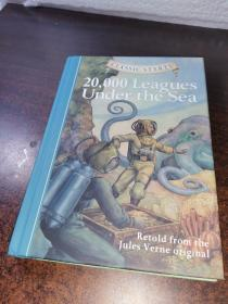 Classic Starts: 20,000 Leagues Under the Sea儒勒·凡尔纳《海底两万里》9781402725333