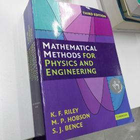 Mathematical Methods for Physics and Engineering:A Comprehensive Guide