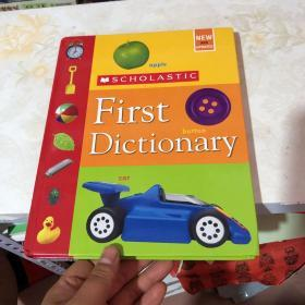 Scholastic First Dictionary  学乐第一本词典