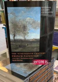 巴比松画派 The Nineteenth-Century French Paintings:Barbizon 进口原版