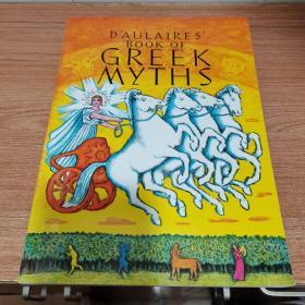 D'Aulaire's Book of Greek Myths 英文原版