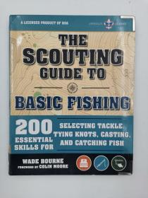 The Scouting Guide to Basic Fishing 基本捕鱼侦察指南