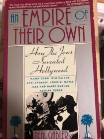 An Empire of Their Own:How the Jews Invented Hollywood