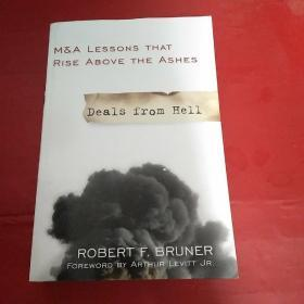 Deals from Hell: M&A Lessons that Rise Above the Ashes  地狱交易:并购教训