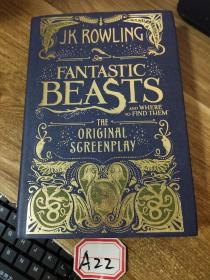 Fantastic Beasts and Where to Find Them:The Original Screenplay
