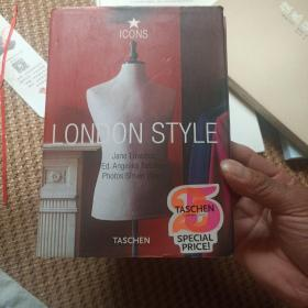 London Style:Streets, Interiors, Details (Icon (Taschen))