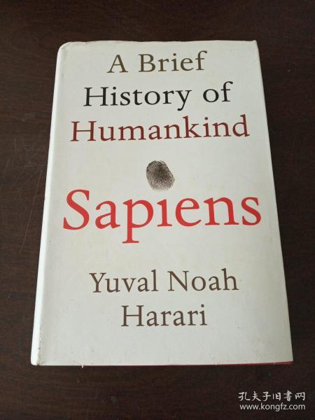 Sapiens: A Brief History of Humankind(英文原版)