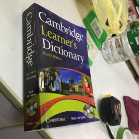 Cambridge Learners Dictionary(附全新光盘)