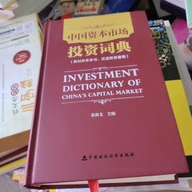 中國資本市場投資詞典