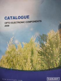 OPTO ENECTRONIC COMPONENTS 2009 CATALOGUE