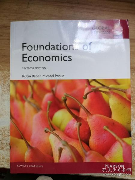 Foundations of Microeconomics Seventh Edition