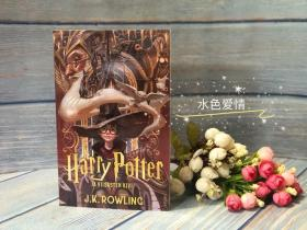 芬兰版哈利波特与魔法石平装版使用泰国版封面 harry potter finland paperback