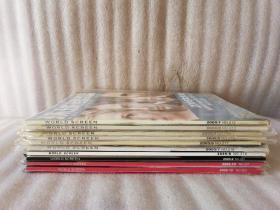 環球銀幕畫刊2005年第1.2.4.5.6.7.8.9.10.12【10本合售】9本都有海報  8本有副刊