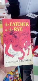 theCATCHER in the RYE 作者: J.D Salinger LIttle Brrown a