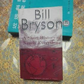 a short history of nearly evenything Bill Bryson