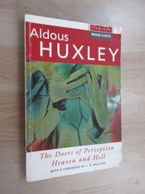 英文書  ALDOUS   HUXLEY  共135頁