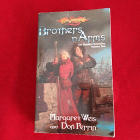 brothers in apms:Raistlin Chronicles, Book 2)