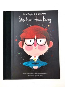 Stephen Hawking (Little People, BIG DREAMS)   斯蒂芬霍金