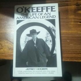 Okeeffe: The Life Of An American Legend