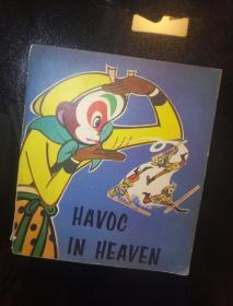 HAVOC IN HEAVEN