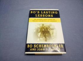 Bo's Lasting Lessons: The Legendary Coach Teaches