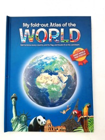 My Fold-Out Atlas of the World
