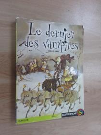 外文書  LE DERNIER  DES  VAMPIRES  詳見圖片