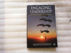 Engaging Leadership, Three Agendas for Sustaining Achievement參與領導,持續成就的三個議程【精裝,英文原版】