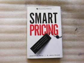 Smart Pricing:How Google, Priceline, and Leading Businesses Use Pricing Innovation for Profitability【精装,英文版】首页有写字