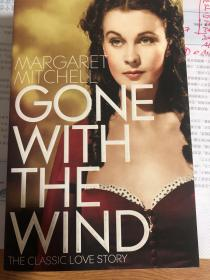 Gone with the wind 飘 英文