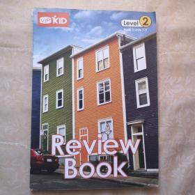 VIPKID Review Book Level2 Book 3 Units 7-9