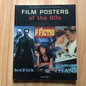 Film Posters of the 90s:The Essential Movies of the Decade