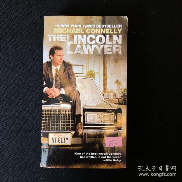 The Lincoln Lawyer[林肯律师]