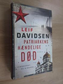 外文書  LEIF  DAVIDSEN  PATRIARKENS   精裝  共427頁