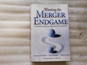 WINNING THE MERGER ENDGAME【精裝】