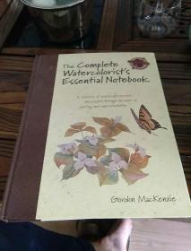 The Complete Watercolorists Essential Notebook
