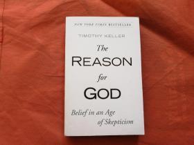 TIMOTHY KELLER THE REASON FOR GOD(小3開)