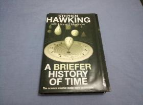 A Briefer History of Time, A : Stephen Hawking