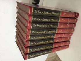 THE ENCYCLOPEDIA OF PHILOSOPHY哲学百科全书(1-8册)