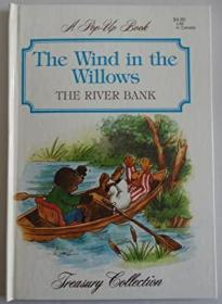 The wind in the willows (Treasury collection) by Grahame, Kenneth-立体书,《柳树之风》(国库收藏),格雷厄姆,肯尼斯