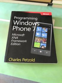 ProgrammingWindowsPhone7:MicrosoftXNAFrameworkEdition英文原版(版权页被撕)
